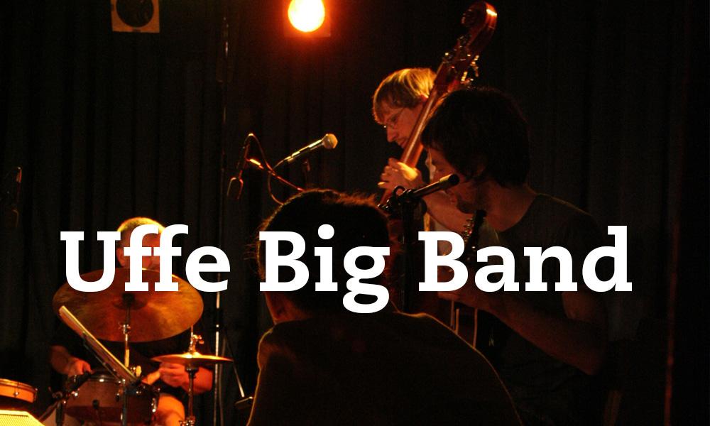 Jazzkonsert med Uffe Big Band i Stadsparken