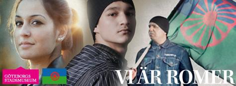 """Premiär för utställningen """"Vi är romer"""" 3 oktober på Kulturhuset"""