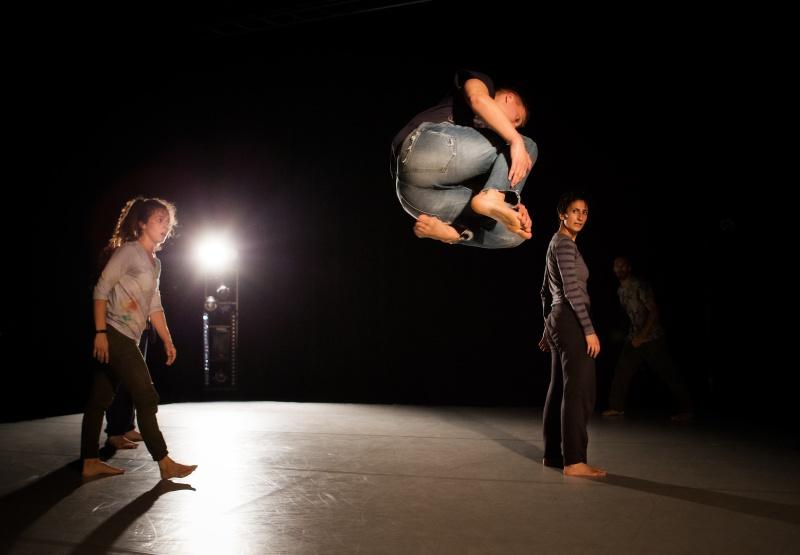 Dansföreställning 5 september på Regionteater Väst