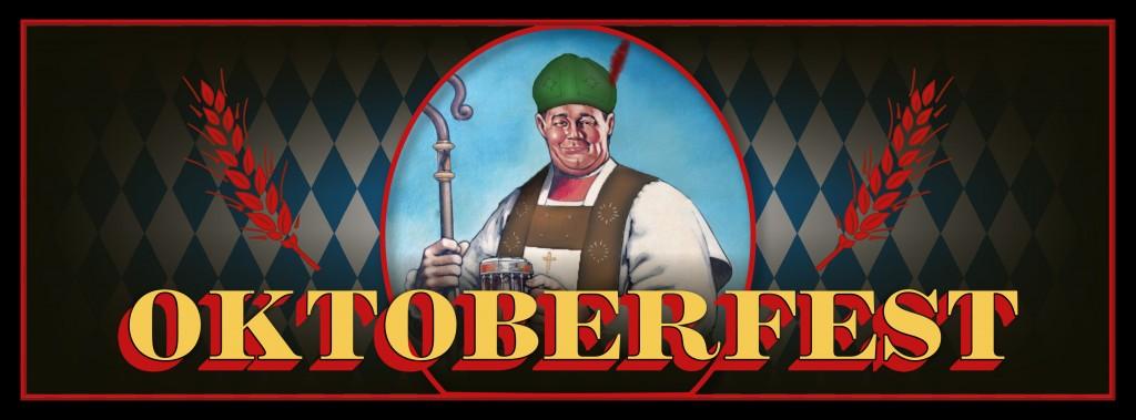 Oktoberfest på The Bishop Arms 19 september-3 oktober