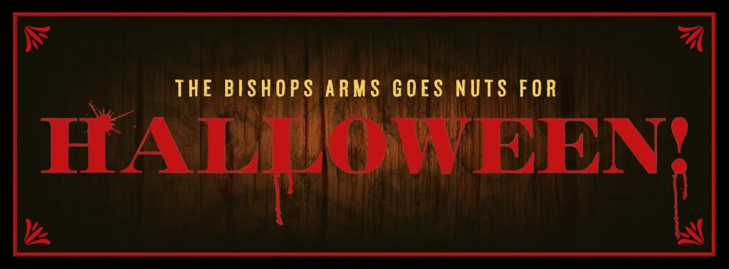 Fira Halloween-helgen på The Bishop Arms