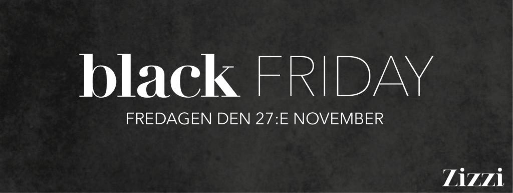 Black Friday hos Zizzi 27 november