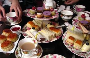 Afternoon Tea hos Quality Hotel Grand 27 mars