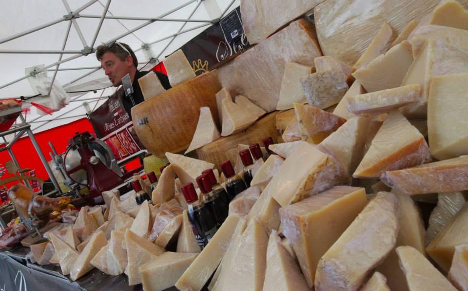 Italiensk matmarknad 17-20 augusti
