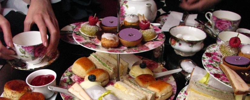 Välkommen till Grands Afternoon tea 2 oktober