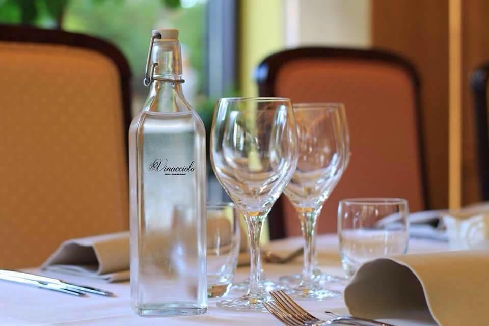 Nypremiär för lunch på Vinacciolo