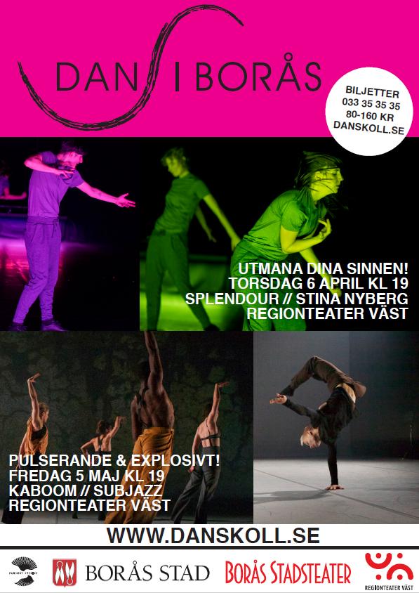 Spännande dansförvandling på Regionteater Väst