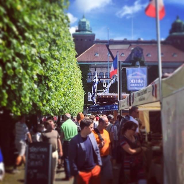 International Street Market 26-30 april