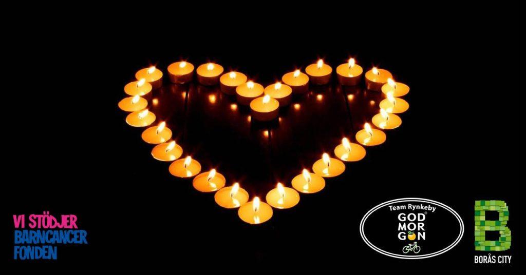 Ljusmanifestation – Internationella Barncancerdagen 15 feb på Hötorget