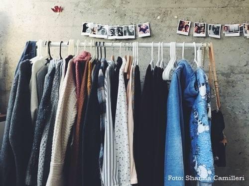 Klädswopping under fashionDAYS