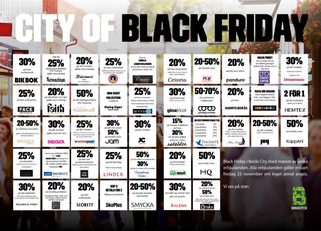 City of Black Friday