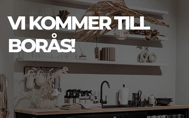 Boligheter öppnar butik i Borås City