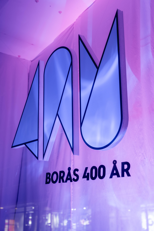 Borås fyller 400 år