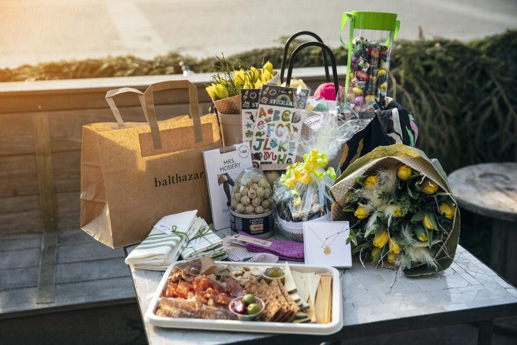 Nu tar vi hem påsken till boråsarna och erbjuder utkörning till hela Borås kommun!