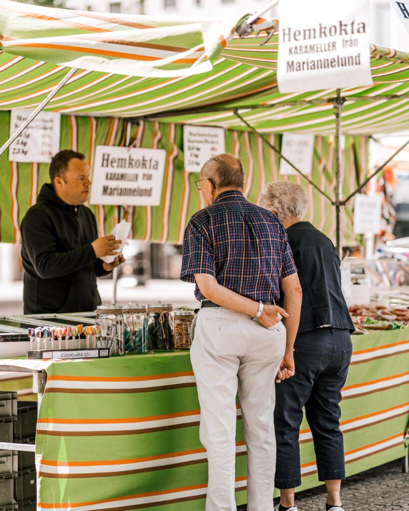 Höst- och matmarknad 24-25 september